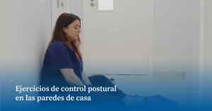 ejercicios control postural